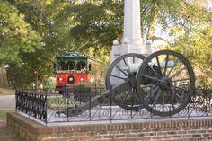 Click this pin for a list of Civil War Events in Marietta, Georgia.
