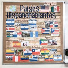 Spanish Classrooms Tour: A Peek into 30+ Rooms