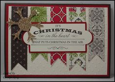 A great Card to use Scraps - Switch up to ANY Occasion!