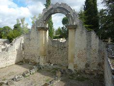 Portique de Pompée - Vaison-La-Romaine