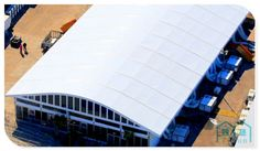 30m Clear Span Tent by China Largest Marquee Supplier T-Sun Tent #Beauty_By, #earth