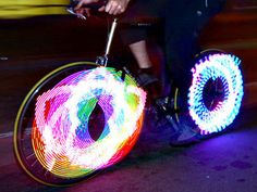 Strange, Brilliant Uses for LED Lights