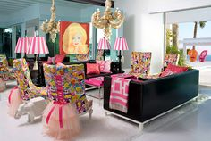 Barbie House Malibu