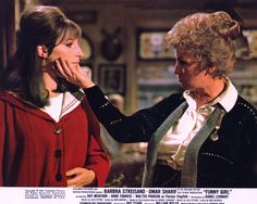 Motion Picture Lobby Card #2 - Streisand & Medford