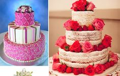 {Inspiration} Some definite *Wedding Cake* Eye Candy