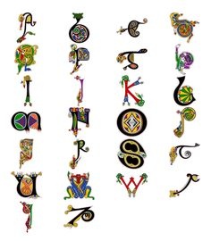 book of Kells ...  I need to find out more about this!