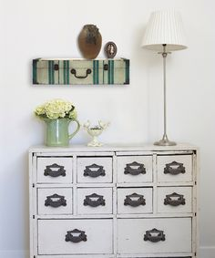 Take a look at this 24'' Vintage Suitcase Wall Shelf today!