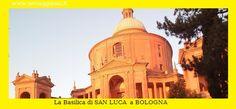 la basilica di San Luca - #Bologna  http://www.seviaggiassi.it/san-luca-bologna/