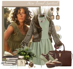 """""""New Trend Spotted"""" by berry1975 ❤ liked on Polyvore"""