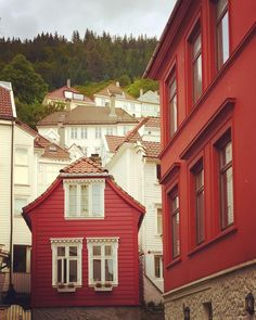 Hei hei Bergen! Velkommen