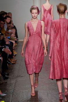 Donna Karan at New York Fashion Week Spring 2013 - StyleBistro