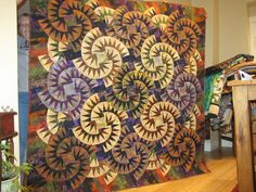 Oh my! This quilt looks like A LOT of work.