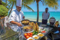 Cooking class at Trou aux Biches Mauritius