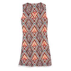 Stitch Fix May Styles: Boho Printed Dress