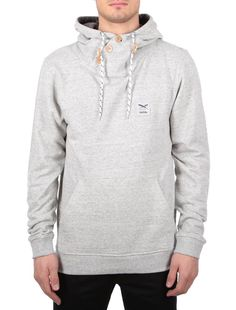 Chamisso Up Hoody [grey-mel.] *** IRIEDAILY SPRING SUMMER COLLECTION 2016 – MY CITY MY RULES – OUT NOW: https://www.iriedaily.de/blog/iriedaily-spring-summer-collection-2016-my-city-my-rules-out-now/