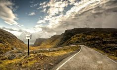 Bealach na Ba. Photograph: Michael Carver/Getty Images/Flickr Open