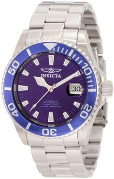 #Invicta #Men's 9937OB Pro Diver Collection Coin-Edge Swiss Automatic #Watch       Invicta 9937OB Review       http://amzn.to/Ha2JfL