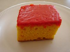 """Back from Austin & in search of """"pink cake"""" recipe - moved from Austin board"""