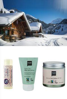 Wir haben Wärmendes und Praktisches für die Winterferien ausgesucht - die wir übrigens auch gerne direkt in die Skihütte schicken. Sun Lotion, After Sun, Tea, Green, Seasons Of The Year, Nice Asses, Teas