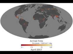 Incendios de vegetación alrededor del mundo World, Movie Posters, Around The Worlds, National Parks, Film Poster, Popcorn Posters, Film Posters, Posters, Peace