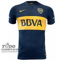 Nueva Camiseta Del Boca Juniors Camisetas De Futbol Baratas Soccer Shirts Football Shirts Sports Shirts