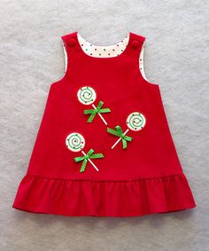 Red Lollipop Jumper - Toddler | Daily deals for moms, babies and kids
