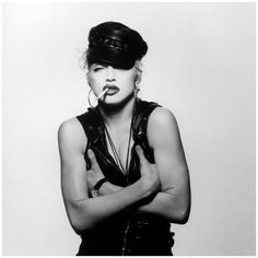 Madonna, by Patrick Demarchelier.