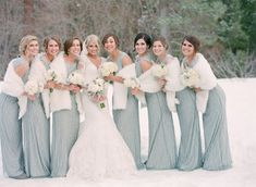From candlelit ceremonies to fairy-tale decorations and festive feasts, use these six tips to plan an enchanting winter wonderland wedding theme. Black Wedding Dresses, Wedding Bridesmaid Dresses, Grey Dresses, Dresses Dresses, Winter Wonderland Wedding Theme, Winter Theme, Winter Wedding Receptions, Wedding Planning Tips, Wedding Ideas