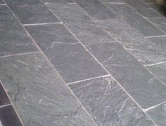 blue slate floors   Slate floor
