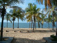 Venezuela, Cumaná, Playa San Luis