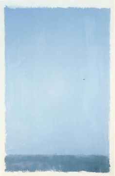 s/T, 1969, Mark Rothko