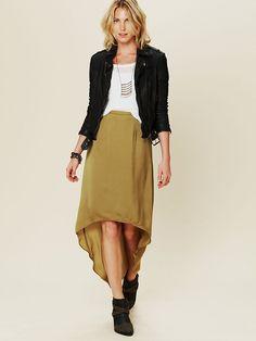 Free People Pretty Hearts Skirt, $148.00
