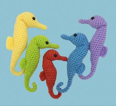 Ravelry: Seahorse pattern by Lonemer Creations