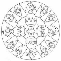 * Mandala
