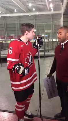 . Mitch Marner, Hockey Boards, Toronto Maple Leafs, How Big Is Baby, World Of Sports, Hockey Players, Ice Hockey, My Dad, Olympics