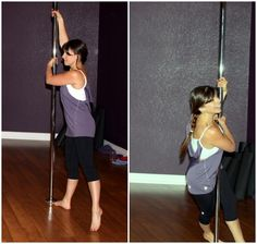 "FitAspire reviews Barre Forte's Barre X and pole fitness classes - ""A Spin at the Barre with TRX"". #inthenews #barrefitness #polefitness #barreforte #denverbarre"