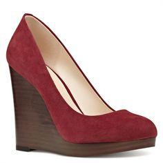 Halenia Platform Wedge Heels