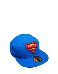 8550a7306fb New Era 59Fifty Superman Cap New Era 59fifty