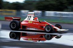 1975 Niki Lauda, Scuderia Ferrari, Ferrari 312T