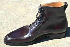 Photos courtesy of Style Forum -- Boot by Laszlo Vass
