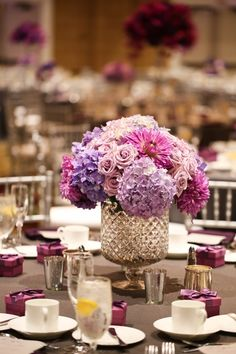 A gorgeous design by atFairmont Newport Beach! Wedding Decorations, Table Decorations, Design Furniture, Newport Beach, Purple Wedding, Creative Director, Floral Design, Beach Photography, Pretty