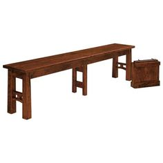 Bridgeport Extension Bench | Home and Timber