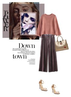 """""""Warm"""" by theitalianglam ❤ liked on Polyvore featuring velvet and trends"""