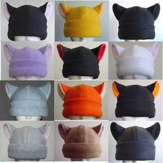 Fleece Hat Sewing Pattern | No-Sew Fleece Hat, Scarf & Pillow : No-Sew Fleece Hat Materials BAD LINK