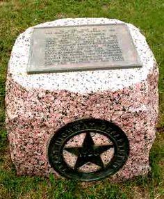 Texas Historical Marker Regarding the Webster Wagon Train Massacre at . Texas Vacation Spots, Texas Vacations, Texas Pride, Texas Usa, Leander Texas, Loving Texas, Oak Ridge, Texas History, Travel Photos