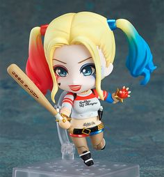 """Suicide Squad"" Mad Lovers Joker And Harley Quinn Inspire Nendoroid Figures"
