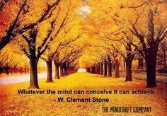 ✨ The MindCraft Company ✨ ✨Transformation & Growth ✨ #Quote - Loving life - #Quotes W. Clement Stone