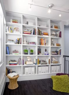 Modern Home Library Designs To Inspire