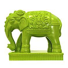 Elephant Statuette