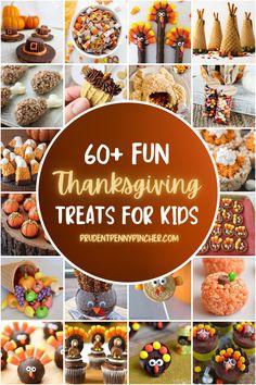 Holiday Desserts, Holiday Treats, Holiday Recipes, Holiday Foods, Fall Recipes, Fall Treats, Halloween Treats, Fun Desserts, Thanksgiving Snacks